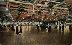Rhodes-on-the-Pawtuxet - Interior of the Dance Hall