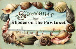Souvenir from Rhodes on the Pawtuxet