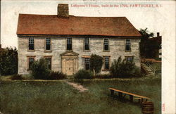 Lafayette's House
