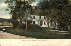 Daggett House at Dagget Park
