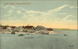 Smith's Wharf Postcard