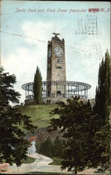 Jenks Park and Clock Tower