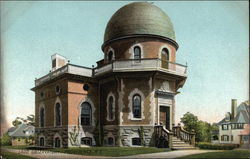 Street View of Ladd Observatory
