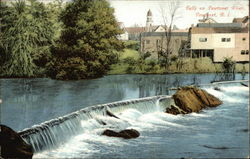 Falls on Pawtuxet River