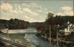 Scenic View of Pawtucket River