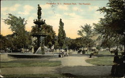 The Fountain in Hayward Park