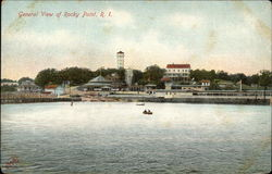 General View of Rocky Point