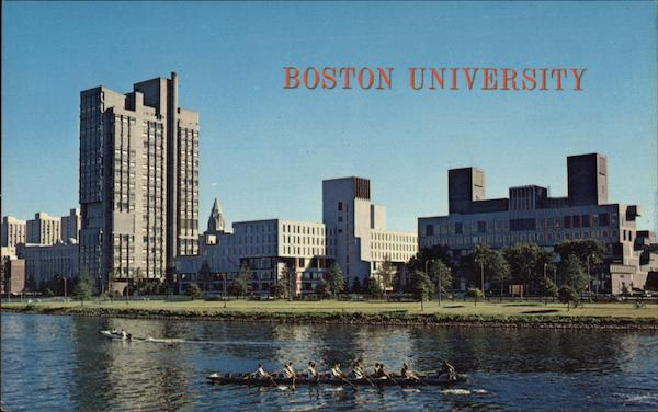 Image result for boston university view from river