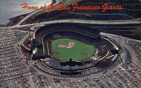 Candlestick Park San Francisco California