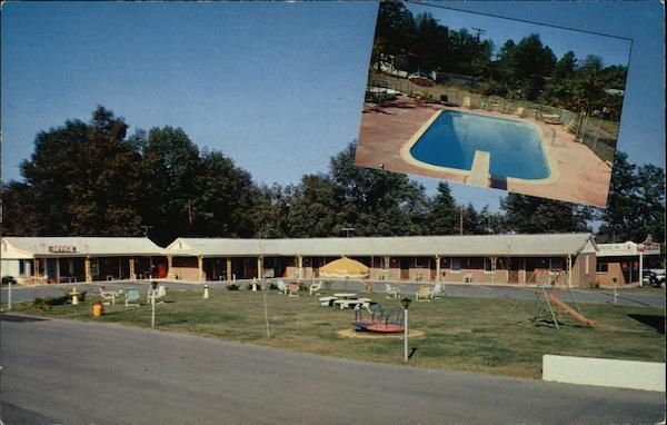 Shamrock Motel Chattanooga Tennessee