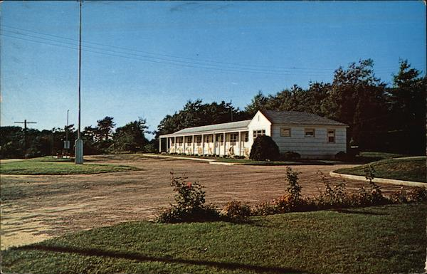 Pine Lodge Motel Westerly Rhode Island