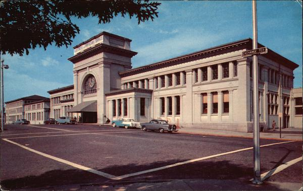 Union Station Providence Rhode Island