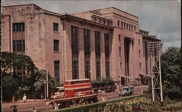 Reserve Bank of India Building Bombay