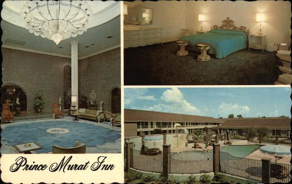 Prince Murat Inn Baton Rouge Louisiana