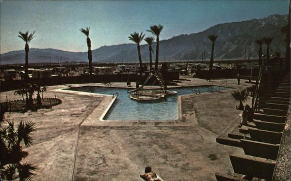 Triple L Ranch North Palm Springs California