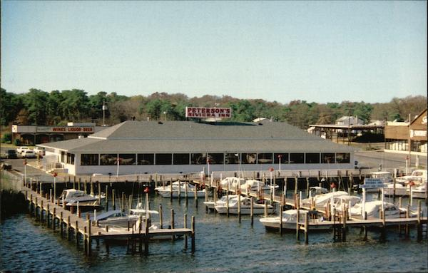 Peterson's Riviera Inn - Marina and Liquor Store Brick New Jersey