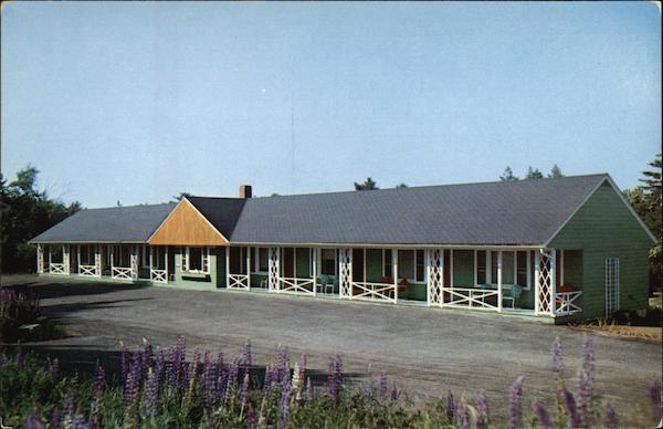 Ocean Drive Motor Court Motel And Cottages Bar Harbor Me