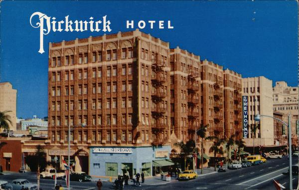the pickwick hotel san diego ca. Black Bedroom Furniture Sets. Home Design Ideas