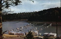 Buoy Line, Lee's Ford Resort