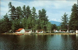Greenwood Cabins on North Pond - Route 26