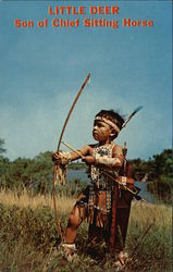 Little Deer, Son of Chief Sitting Horse