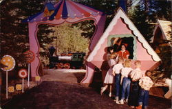 Santa's Village in the San Bernardino Mountains