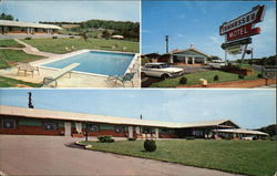 Tennessee Motel and Restaurant on US Highway 411