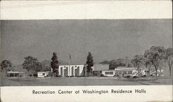 Recreation Center at Washington Residence Halls