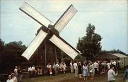 Grist Mill (1787) and Annual Johnny Cake Festival