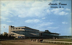 Lincoln Downs - One of America's Finest Thoroughbred Race Tracks