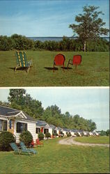 Anchor Motel Postcard