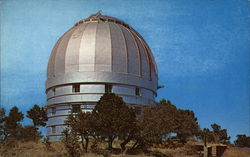 McDonald Observatory in the Davis Mountains