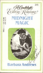 A Candlelight Ecstacy Romance, Midnight Magic, Barbara Andrews