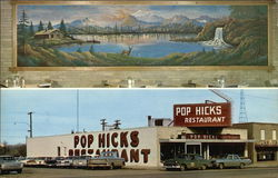 Pop Hicks Restaurant - Interior & Exterior