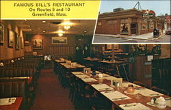 Famous Bill's Restaurant, On Routes 5 and 10