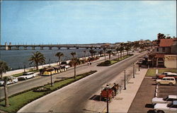 Matanzas Bay Front overlooking Bridge of Lions