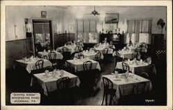 Whispering Pines - Dining Room