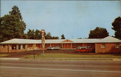 Milan Motel, With Street-side View