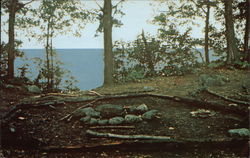 Pilgrim Point, A Favorite Spot at New England, Camp Cherith