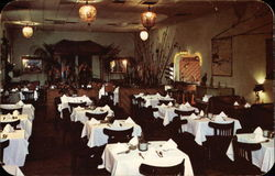Lee's Orient Restaurant - Interior View