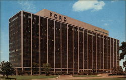 Ford Motor Company, Central Office Building