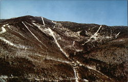 Bird's Eye View of Sugarbush Valley Ski Area
