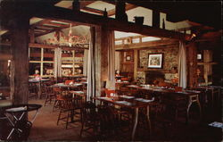 Main Dining Room - The Olde Board Restaurant