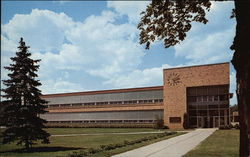 Flint College and Cultural Center - Harlow H. Curtice Community College Building