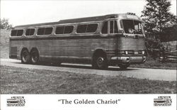 """The Golden Chariot"""