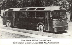 New Mack ADS-1 Transit Coach