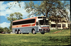 "Continental Trailways ""Silver Eagle"""