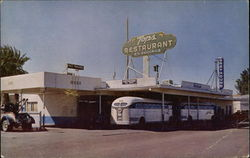Tops Restaurant and Greyhound Bus Depot