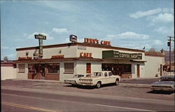 Lynn's Cafe and Greyhound Bus Depot