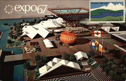 Canada's Pavilion, Expo 67